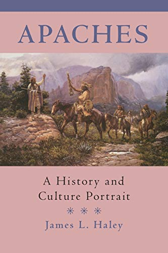 Apaches: A History and Culture Portrait 9780806129785