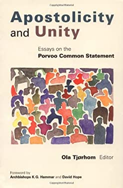 Apostolicity and Unity: Essays on the Porvoo Common Statement 9780802809698
