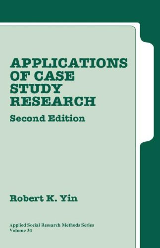 qualitative research and case study applications in education google books Sharan b merriam is professor of adult education at the university of georgia she is the author, coauthor, or editor of numerous books, including learning in adulthood, the profession and practice of adult education, and third update on adult learning theory.
