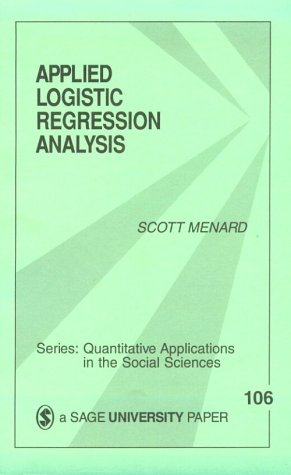 Applied Logistic Regression Analysis 9780803957572
