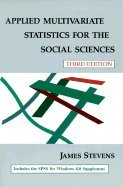 Applied Multivariate Statistics for the Social Sciences 9780805816716