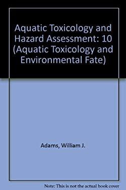 Aquatic Toxicology and Hazard Assessment: Stp 971 9780803109780