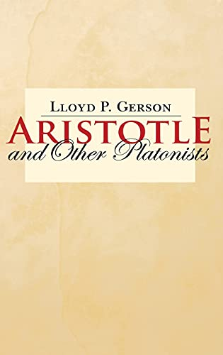Aristotle and Other Platonists 9780801441646