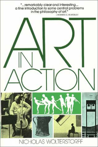 Art in Action: Toward a Christian Aesthetic 9780802818164