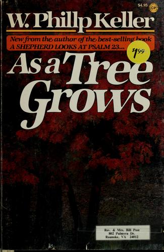 As a Tree Grows