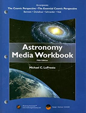 Astronomy Media Workbook: For the Cosmic Perspective the Essential Cosmic Perspective 9780805395938