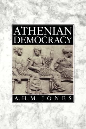 Athenian Democracy 9780801833809