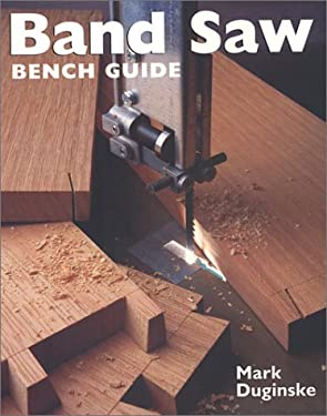 Band Saw Bench Guide 9780806993973