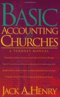 Basic Accounting for Churches 9780805461459