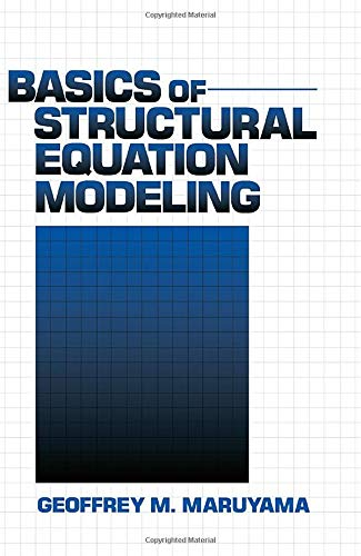 Basics of Structural Equation Modeling 9780803974098