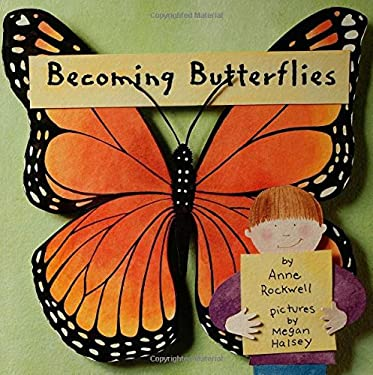 Becoming Butterflies 9780802776860