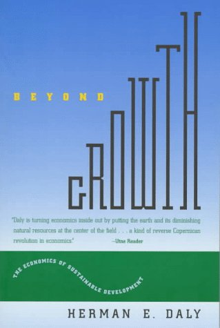 Beyond Growth: The Economics of Sustainable Development 9780807047095