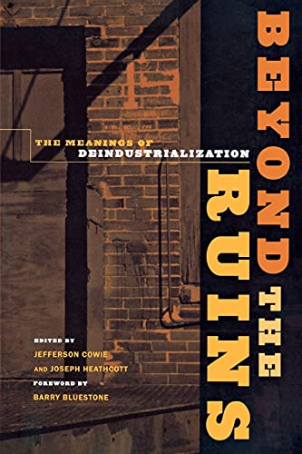 Beyond the Ruins: The Meanings of Deindustrialization 9780801488719