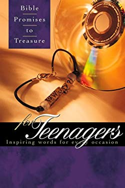 Bible Promises to Treasure for Teens 9780805493306
