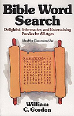 Bible Word Search 9780801036798