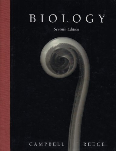 Biology [With CDROM] - 7th Edition
