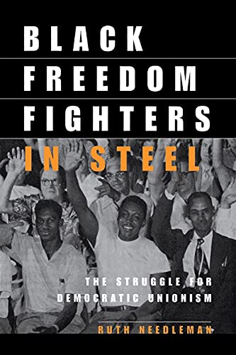 Black Freedom Fighters in Steel: The Struggle for Democratic Unionism 9780801488580
