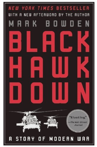 Black Hawk Down: A Story of Modern War 9780802144737