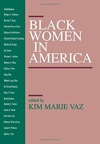 Black Women in America 9780803954557