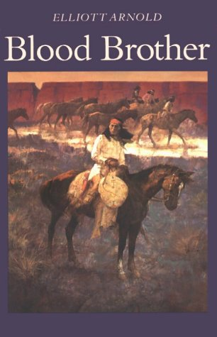 Blood Brother 9780803259010