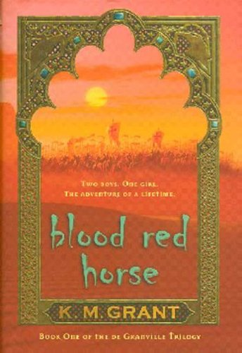 Blood Red Horse 9780802777348
