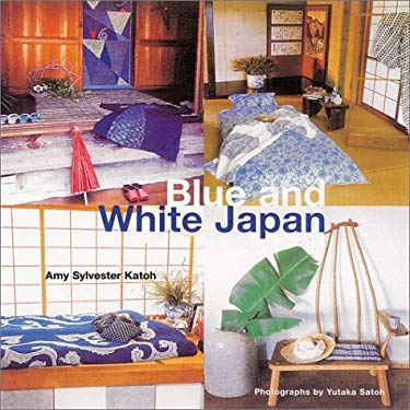 Blue and White Japan 9780804833059