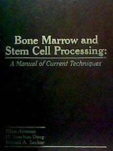 Bone Marrow and Stem Cell Processing