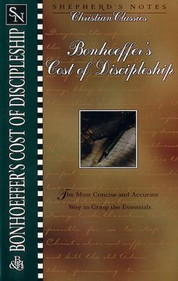 Bonhoeffer's the Cost of Discipleship 9780805491982