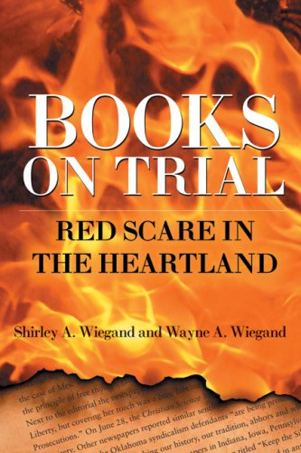 Books on Trial: Red Scare in the Heartland 9780806138688