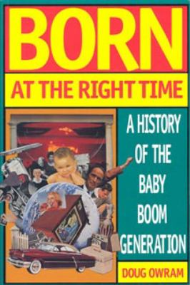 Born at Right Time 9780802080868