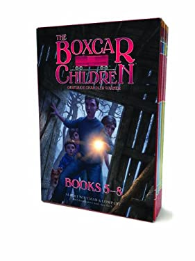 The Boxcar Children Mysteries Boxed Set #5-8 9780807508572