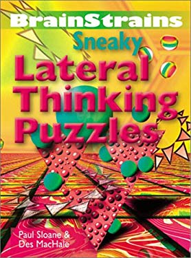 Brainstrains: Sneaky Lateral Thinking Puzzles 9780806988870