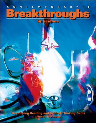 Breakthroughs in Science: Developing Reading and Critical Thinking Skills 9780809232871