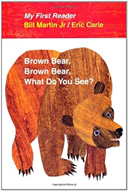 Brown Bear, Brown Bear, What Do You See? 9780805092448