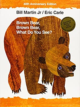Brown Bear, Brown Bear, What Do You See? [With CD]