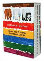 Brown Bear & Friends Board Book Gift Set 3289945