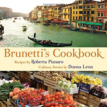 Brunetti's Cookbook 9780802119476