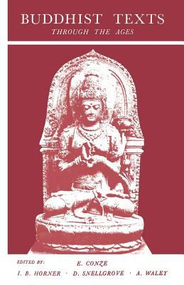 Buddhist Texts Through the Ages 9780806529103