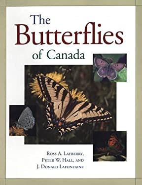 Butterflies of Canada 9780802078810
