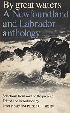 By Great Waters: A Newfoundland and Labrador Anthology 9780802062338