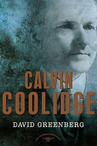 Calvin Coolidge 9780805069570