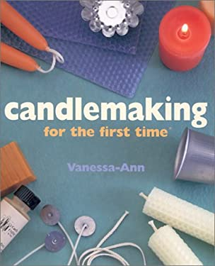 Candlemaking for the First Time 9780806971964