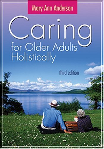 Caring for Older Adults Holistically 9780803610538