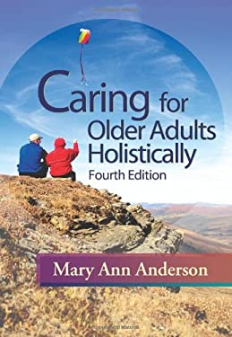 Caring for Older Adults Holistically 9780803616790