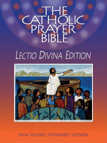 Catholic Prayer Bible-NRSV-Lectio Divina 9780809105878