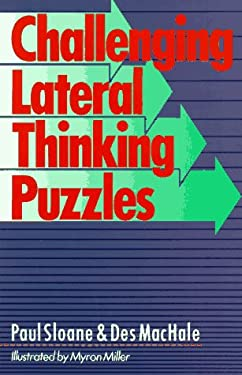 Challenging Lateral Thinking Puzzles 9780806986715