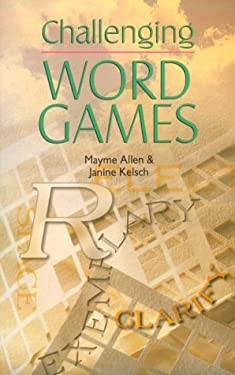 Challenging Word Games 9780806998541