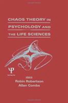 Chaos Theory in Psychology CL 9780805817362