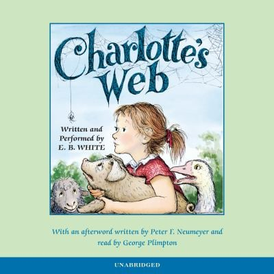 Charlotte's Web 50th Anniversary Retrospective Edition 9780807208526