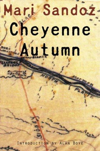 Cheyenne Autumn, Second Edition 9780803293410